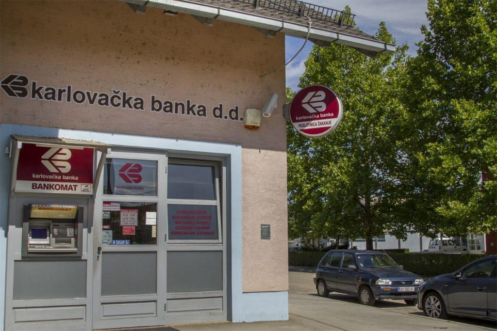 Poslovnice I Bankomati Karlovacka Banka